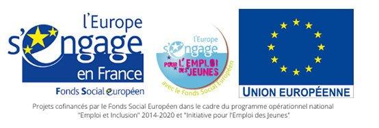 Logo partenaire europe
